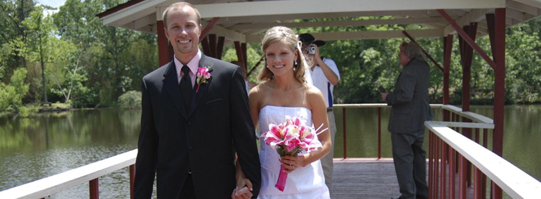 Pier-Wedding