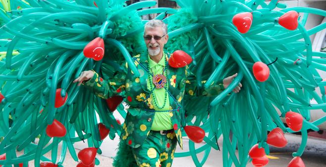 St. Patrick's Day Parade Eureka Springs, AR