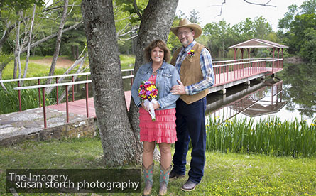 Wedding Photos at The Ponds